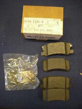 Jeep Compass & Patriot - Rear Brake Disc Pad Set - 68028671AA - 2007/16