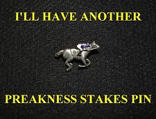 I'LL HAVE ANOTHER 2012 KENTUCKY DERBY PREAKNESS STAKES HORSE RACING JOCKEY PIN