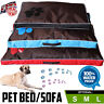 Waterproof Dog Pet Cat Bed Mat Cushion Mattress Double Sided Washable S/M/L