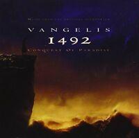 Vangelis 1492-Conquest of paradise (1992) [CD]