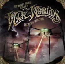 Jeff Wayne-Jeff Wayne's Musical Version of the War of the Worlds  CD NEW