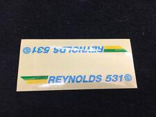 SE Racing REYNOLDS 531 BMX decal Sticker PK Ripper Quadangle frame
