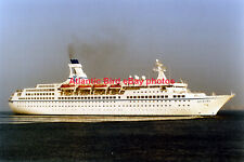 Transocean Cruises - m.s. ASTOR (II) - Original photograph at Lisbon