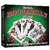 Various Artists - Royal Rockabilly Flush (3 CD) [SAME DAY DISPATCH * NEW SEALED]