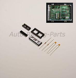 PUCE chip EPROM P06 D15B7 HONDA CIVIC 1.5 Lsi EJ2 EG8 +10cv - Shift light