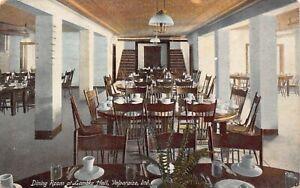 Postcard Dining Room at Lembke Hall in Valparaiso, Indiana~124620