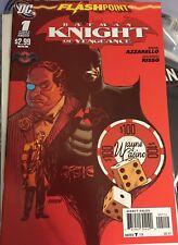 Flashpoint Batman Knight of Vengeance 2011 #1 2ND Print Variant DC Comic Book NM