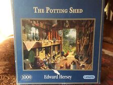 gibson jigsaw puzzles 1000 pieces used