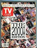 TV Guide Magazine July 27-August 2 1991 2000th Edition Ex No ML 101516jhe