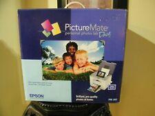 🔥 Epson PictureMate 260 Digital Photo Inkjet Printer