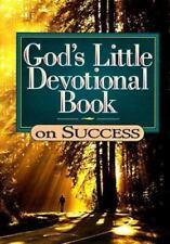 God's Little Devotional Book on Success (God's Little Devotional Books), Honor B