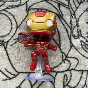 A1 Disney Marvel Avengers Infinity War Iron Man Flying  Funko Pop Figure
