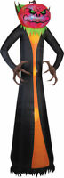 Halloween 12 FT Pumpkin Reaper Phantasm Airblown Inflatable Lighted Yard Decor