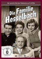 DIE FAMILIE HESSELBACH - 2. TEIL (18 FOLGEN) (6-DVD-SOFTBOX)  6 DVD NEU
