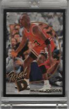 Michael Jordan 1993 Fleer Total D #5 of 15