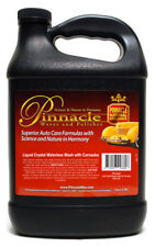 Pinnacle Liquid Crystal Waterless Wash with Carnauba 128 oz. PIN-702