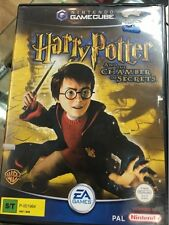 harry potter and the chamber of secrets gamecube