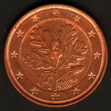 Germany 2008-A - 5 euro cent