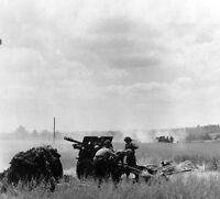 6x4 Gloss Photo ww3E4 Normandy Calvados Tilly Sur Seulles 1944