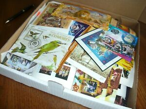 B 39    Box Souvenir Sheets  ONLY