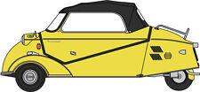 Oxford Die-cast - 1/76 - Messerschmitt Kr200 Cabrio - Mimosa Yellow
