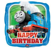 """18"""" Thomas the Tank Engine TRAIN Birthday Party Balloon"""