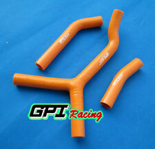 silicone radiator hose for KTM 250 SX S SXS 250SX 2003 2004 2005 2006 06 05 04