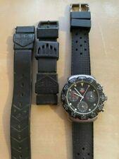 New listing TAG HEUER FORMULA 1 vintage CHRONOGRAPH watch