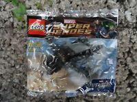 Lego superheroes - Quinjet set - 30162 - Avengers - Brand new mini pack