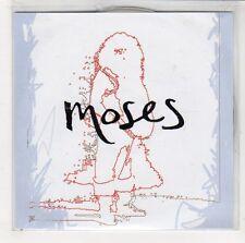 (GJ406) Moses, Wintercoat - 2002 DJ CD