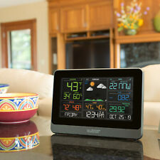 La Crosse Technology C83100 Complete Personal Wi-Fi Weather Station, AccuWeather