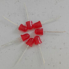 20pcs 5mm Red Flash Flashing Hi-Power Diffused LED FOR 3V-12V FREE RESISTOR,RRF5