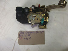 Jeep Cherokee KJ 2.4 5dr 2005 05 reg O/S Front Door Lock Mechanism