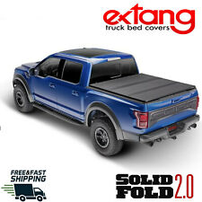 Extang Solid Fold 2.0 Hard Folding Tonneau Cover 2015-2020 Ford F150 6.6' Bed