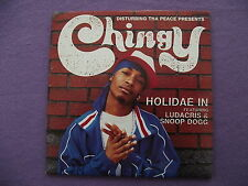 Chingy featuring Ludacris & Snoop Dogg - Holidae In. Promo CD Single