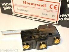 BZ2RW84A2 Honeywell MICRO SWITCH [QTY=1pcs]
