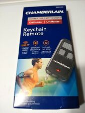 Chamberlain 3 Button Keychain Garage Door Remote 956EV-P2  ( 2 for $40.00 )