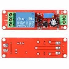 DC12V Delay Relay Shield NE555 Timer Switch Modul 0-10 Sec. Adjust. 012-NE555-01