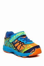 ASICS GEL-NOOSA TRI 9 RUNNING SHOES TODDLER SIZE 4 FLASH ORANGE NEW WITH BOX