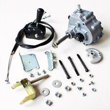 """Go Kart Forward Reverse Gear Box Fit  3/4"""" COMET TAV2 30- 75 40 41 12T 10T #35"""