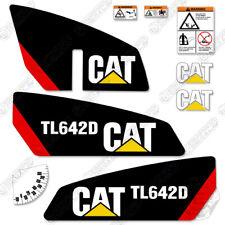 Caterpillar Tl642d Telescopic Forklift Decal Kit Equipment Decals Tl 642d