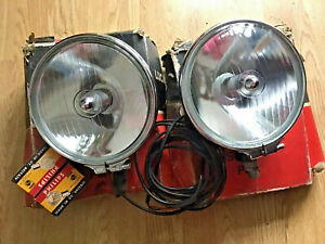 Vintage Pair Of Lucas Lamps CLR 700S - Classic Vehicles