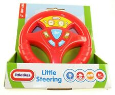 LITTLE LIKES LITTLE STEERING WHEEL CHILDRENS TOYS JUST LIKE A CAR 6 YRS PLUS NEW