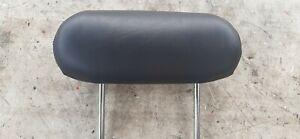 (1) 94-96 Infiniti Q45 Rear Seat Head Rest Black Leather