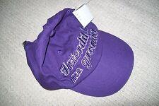 Interdit de me Howl-Violet Cap. coton. Taille unique. BNWT. prix de vente conseillé 20 £