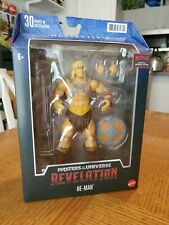 Mattel (GYV09) Masters of The Universe Revelation He-Man Action Figure