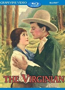 The Virginian [New Blu-ray] Silent Movie