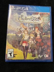 Atelier Ryza: Ever Darkness & The Secret Hideout (Playstation 4, 2019) !New!