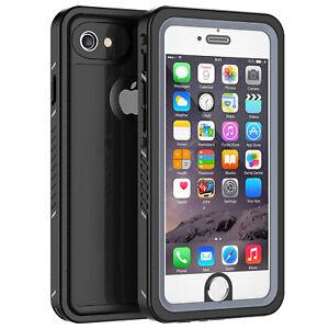 Apple iPhone 6s iPhone 6 Plus Waterproof Case Shockproof With Screen Protector
