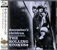 ROLLING STONES-DECEMBER'S CHILDREN (AND EVERYBODY'S)-JAPAN SHM-CD E50